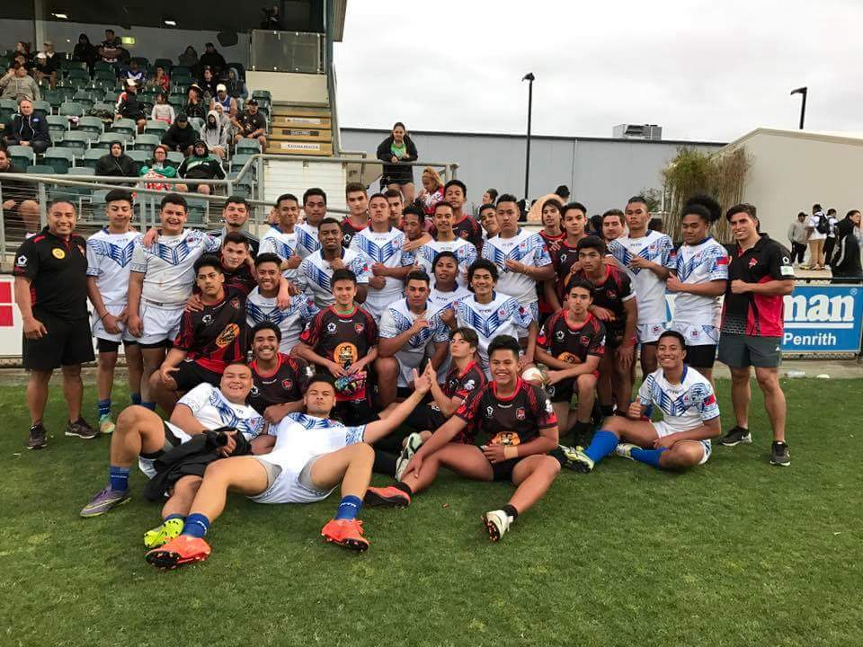 NSWRL Harmony Cup Results