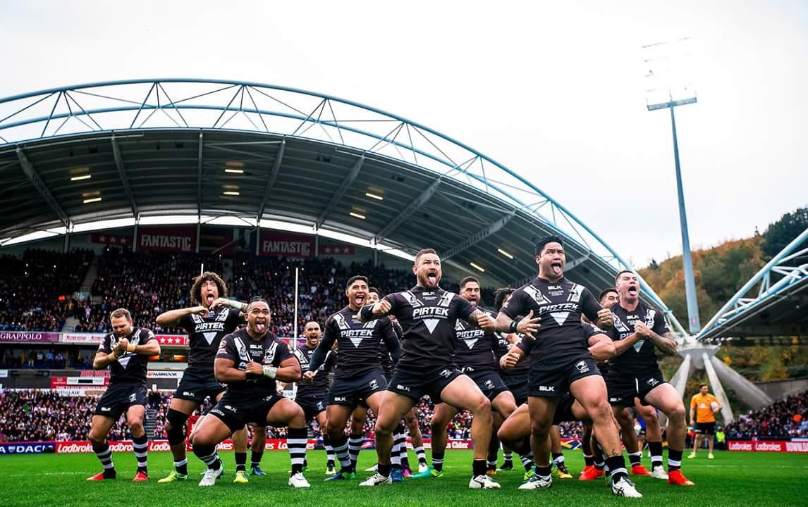 Johnson field goal hands NZ victory in Huddersfield