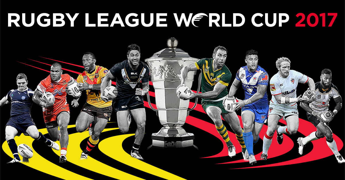 General Public tickets for RLWC2017 now on Sale!