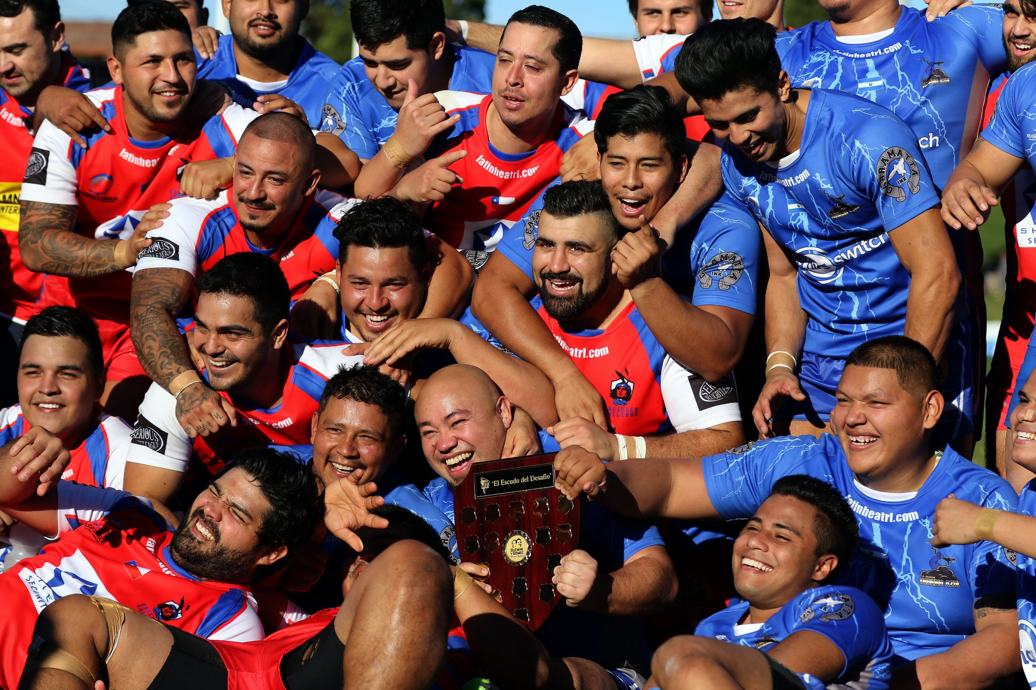Chile defend Latino Nines title