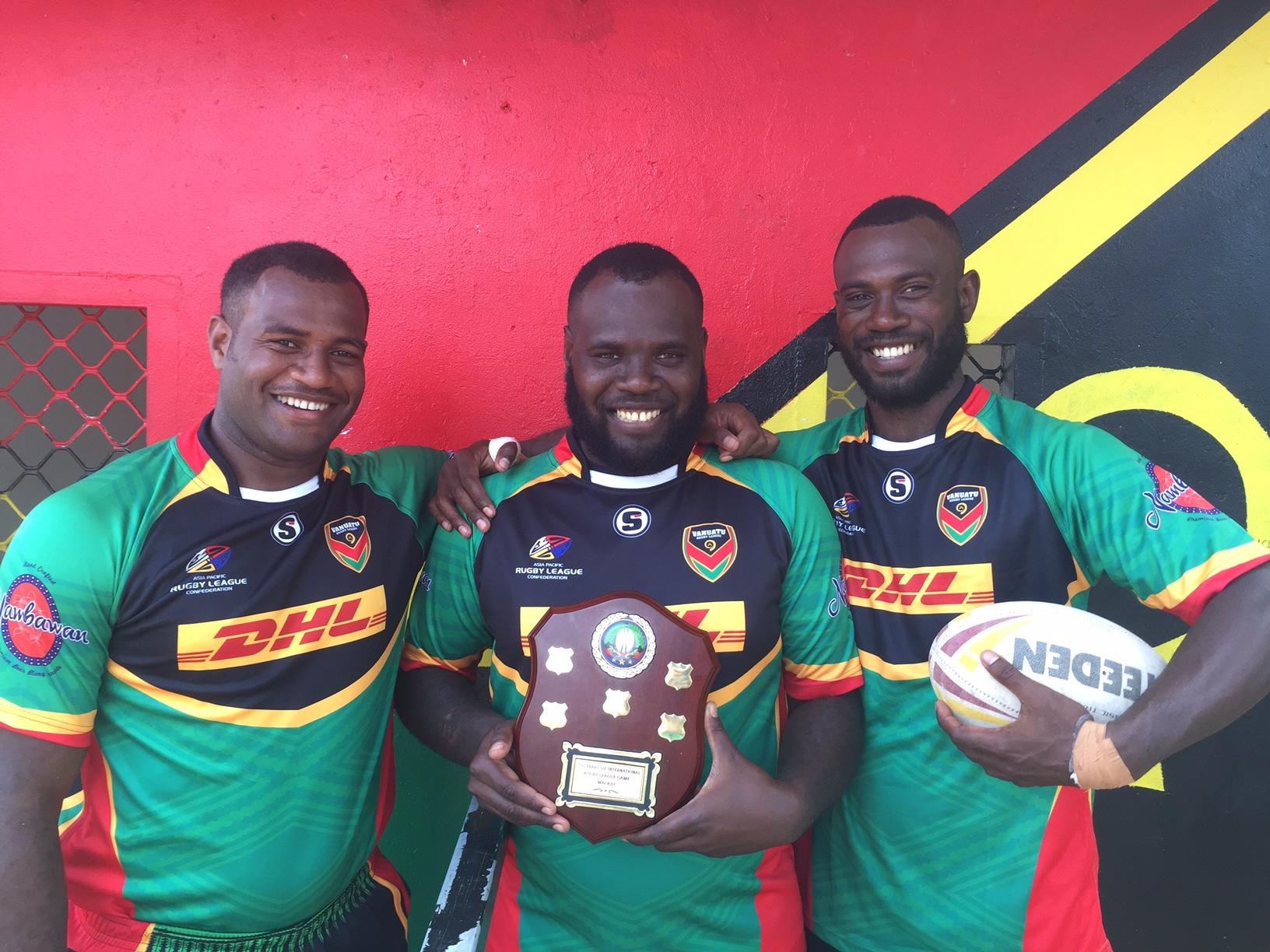 Vanuatu and Solomon Islands to play for Joe Bomal Memorial Trophy