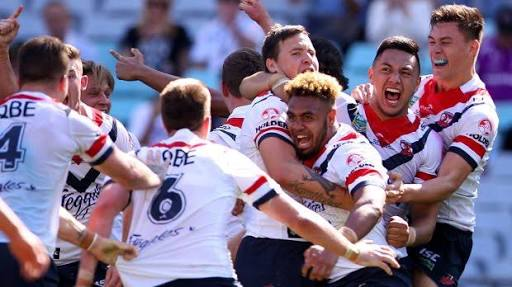 Sydney Roosters win the 2016 NRL Under 20s competition