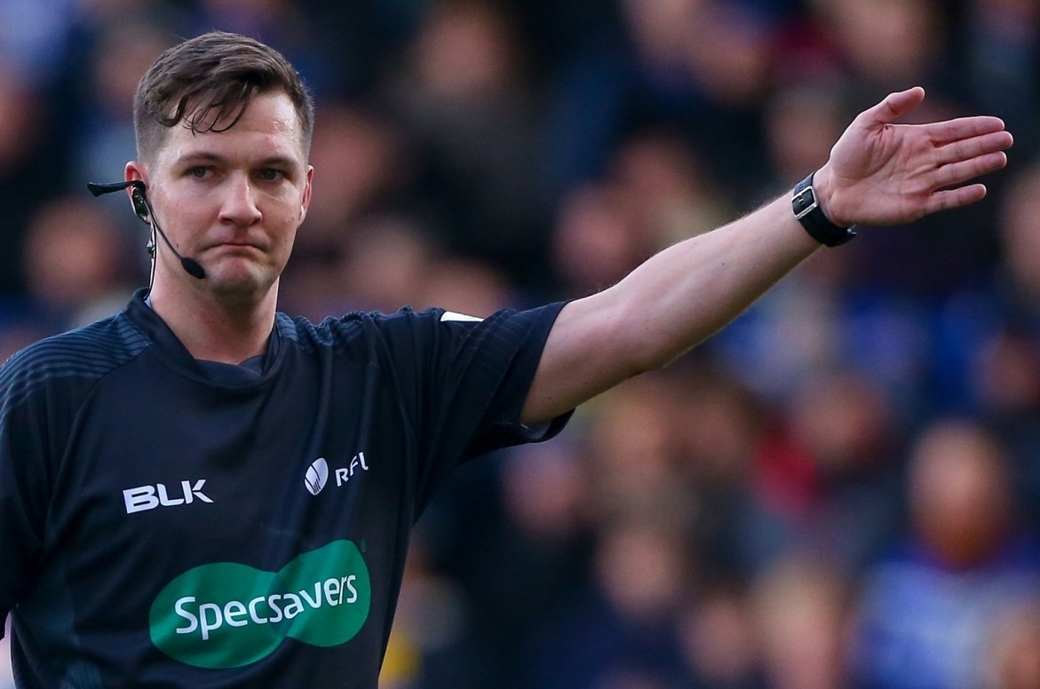 Match Officials announced for Ladbrokes Four Nations
