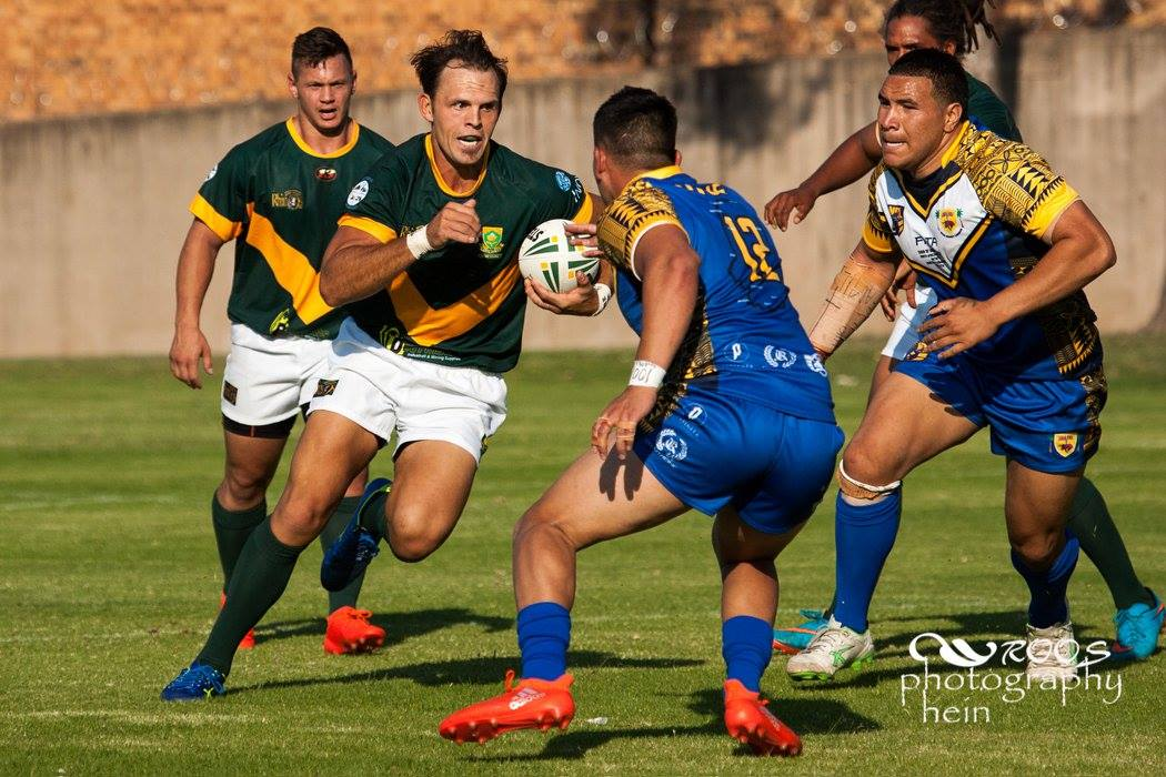South African Rhinos name squad for second Niue clash