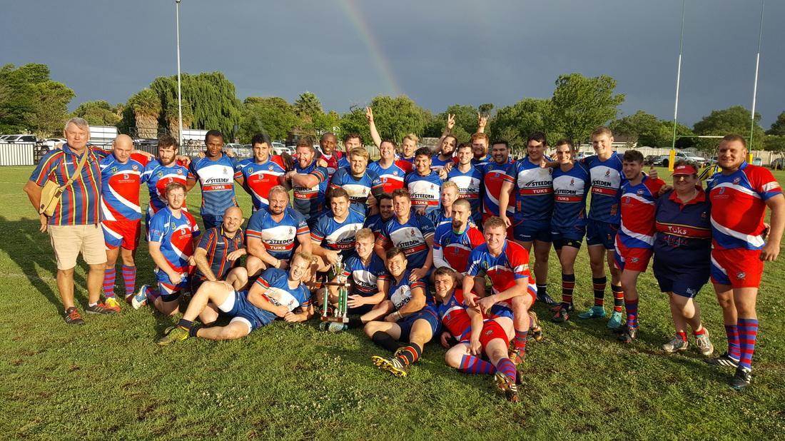 University of Pretoria win 2016 Pretoria Cup