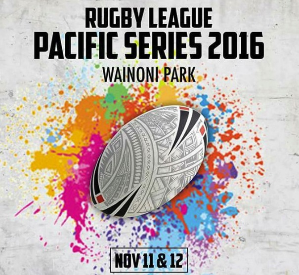 Canterbury to host Pacific Series
