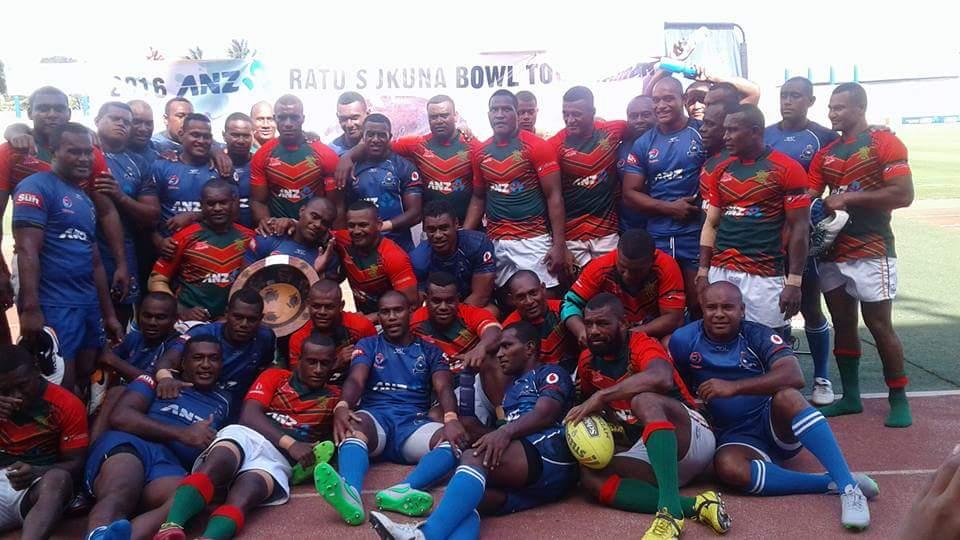 Fiji Police win inaugural Sukunka Bowl match