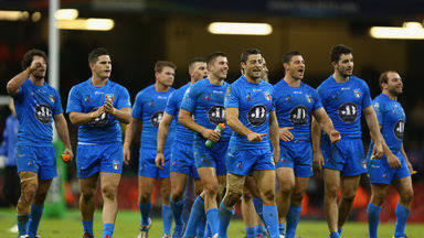 Italy qualify for World Cup 2017