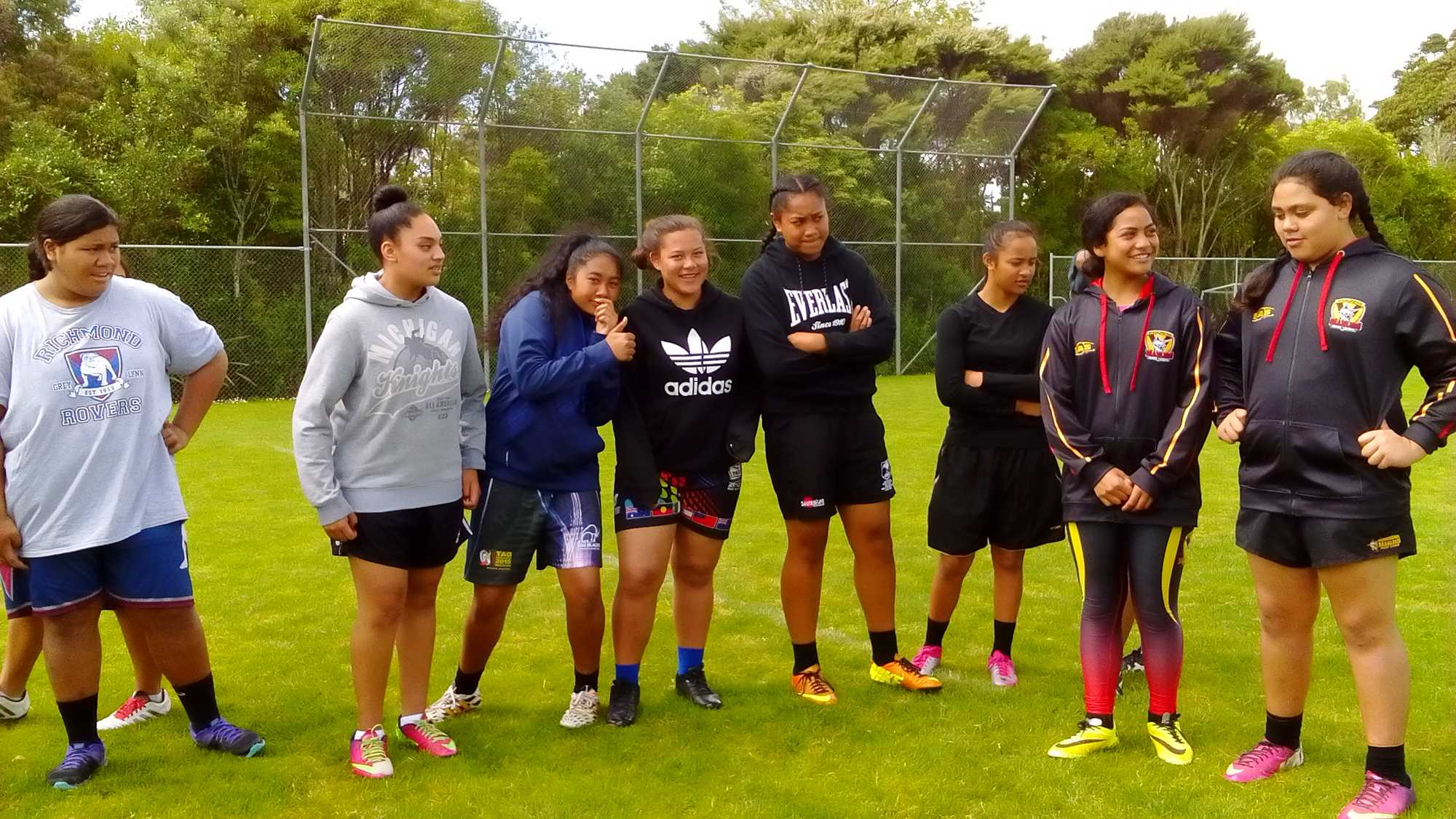 Auckland Rugby League to run Girls competitions in 2017