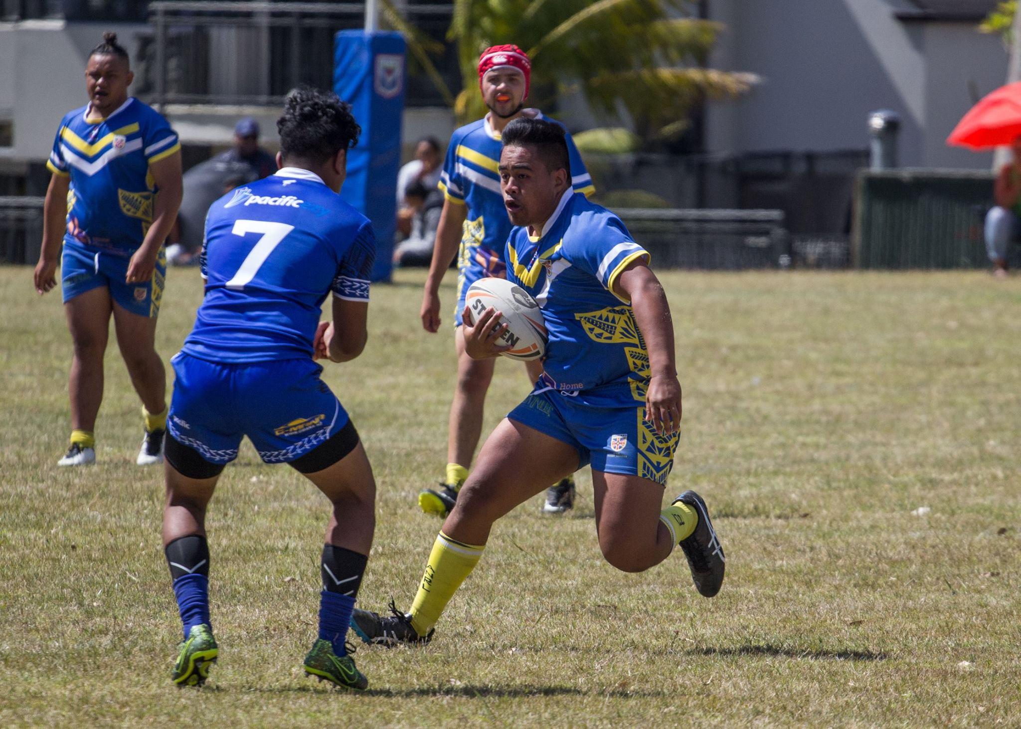 Samoa and Maori claim honours in inaugural Pasifika Youth Cup