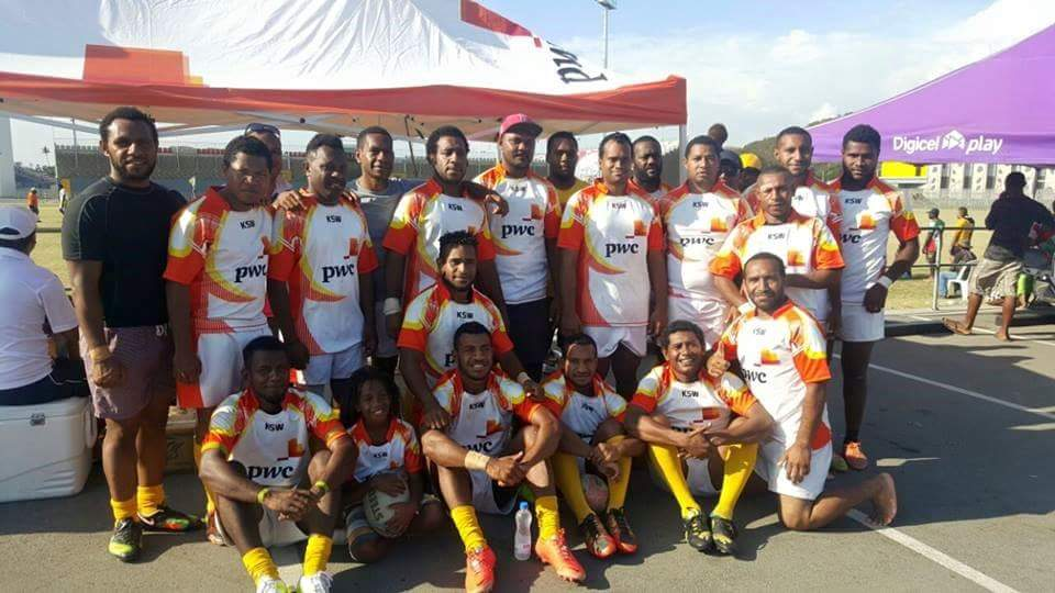 PNG's Diamond Chiefs to take part in Hong Kong Nines