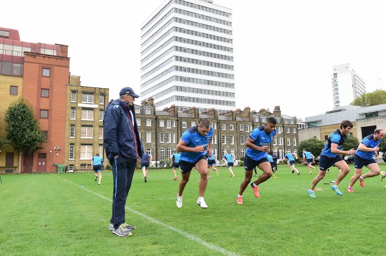 Bennett names England EPS for Samoa Test & World Cup