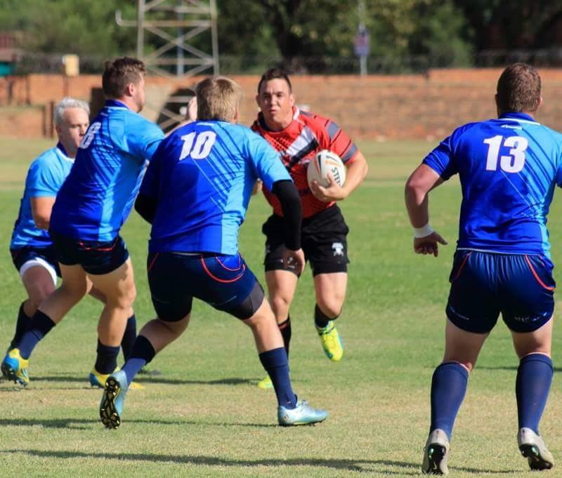 Mpumalanga Panthers win Jan Prinsloo Cup