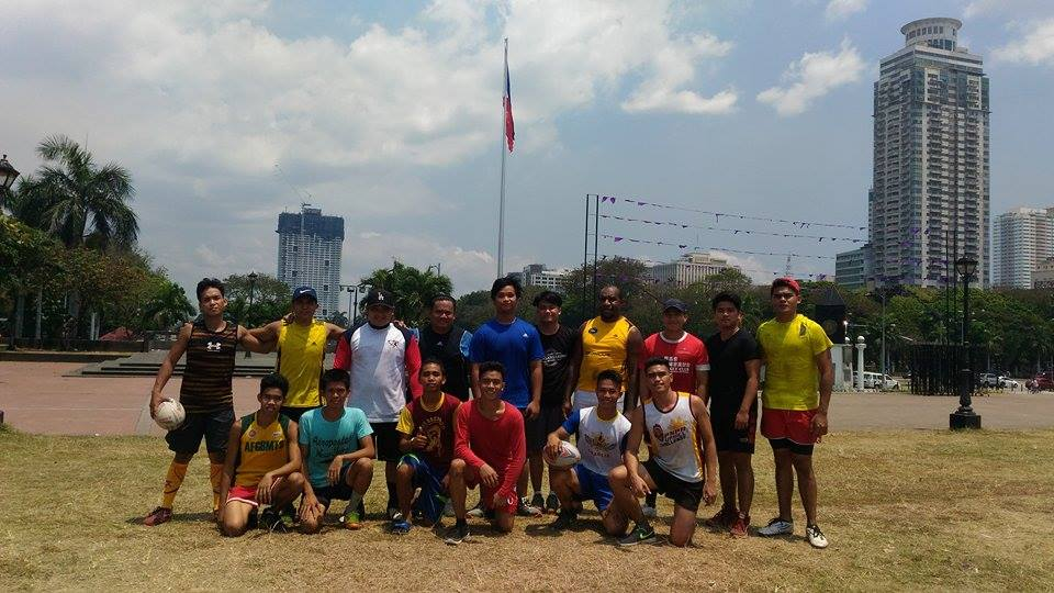 Manila welcomes new Rugby League club