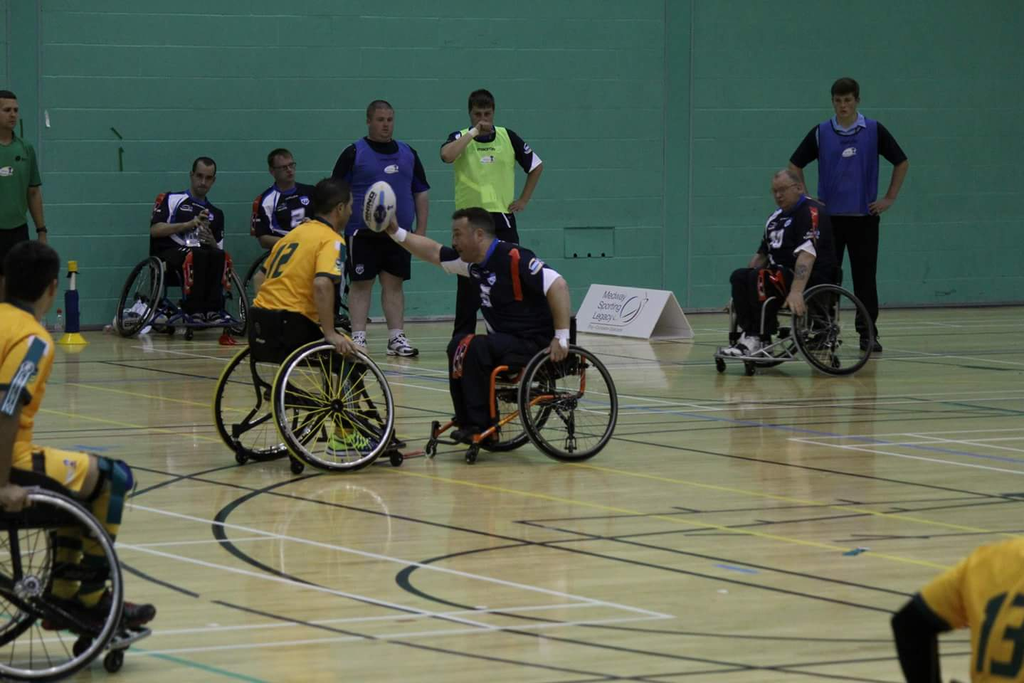 Australian squad named for Wheelchair World Cup