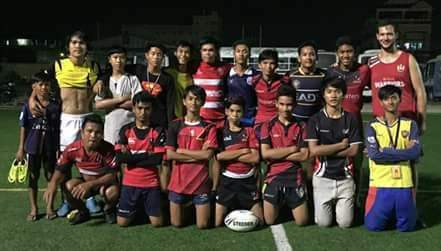 Rugby League spreads to Cambodia