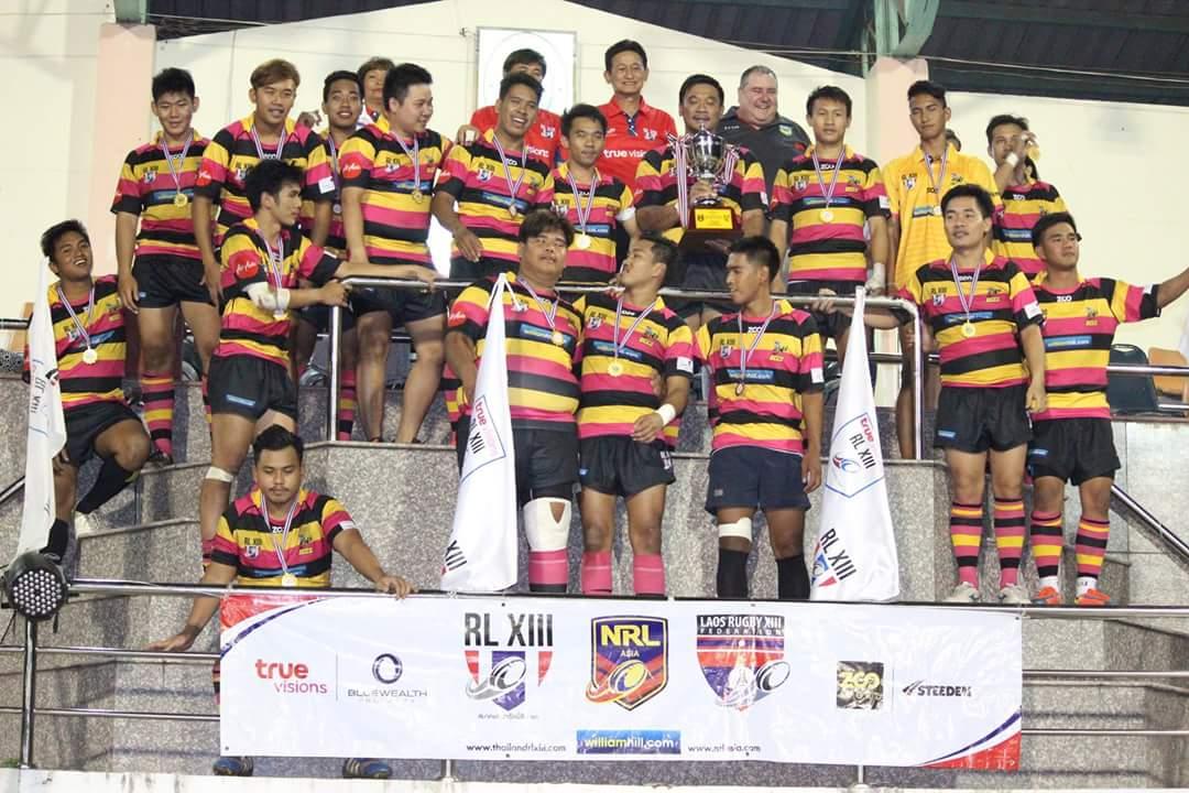Ubon Wild Bees win North East Thailand Championship