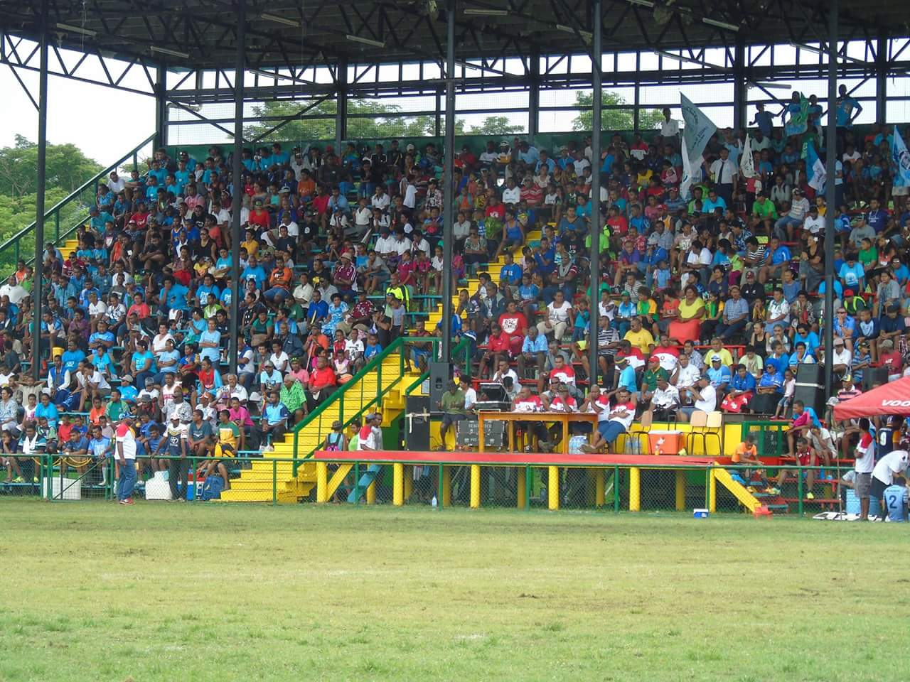 Fiji Secondary Schools Semi Final results