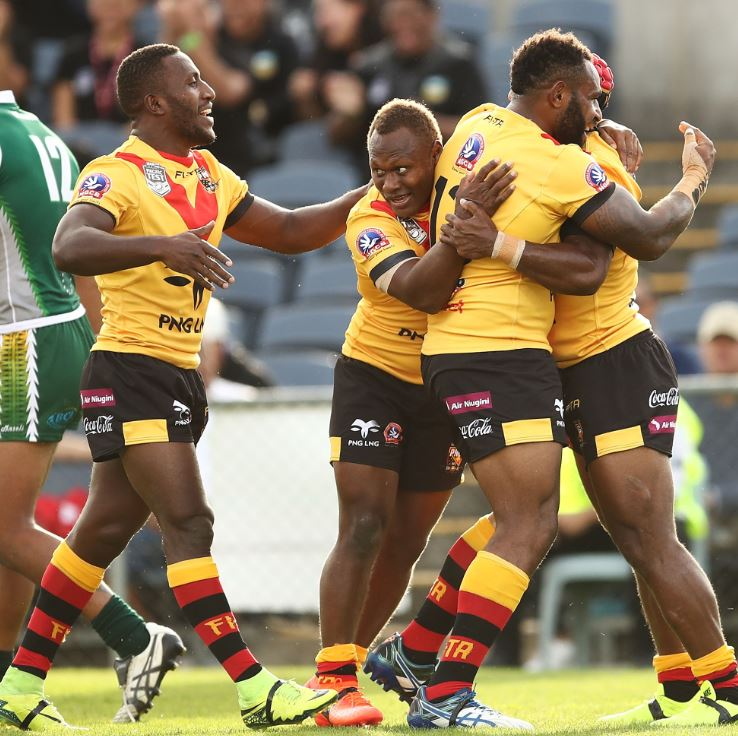 Kumuls outclass Kukis in Pacific Test