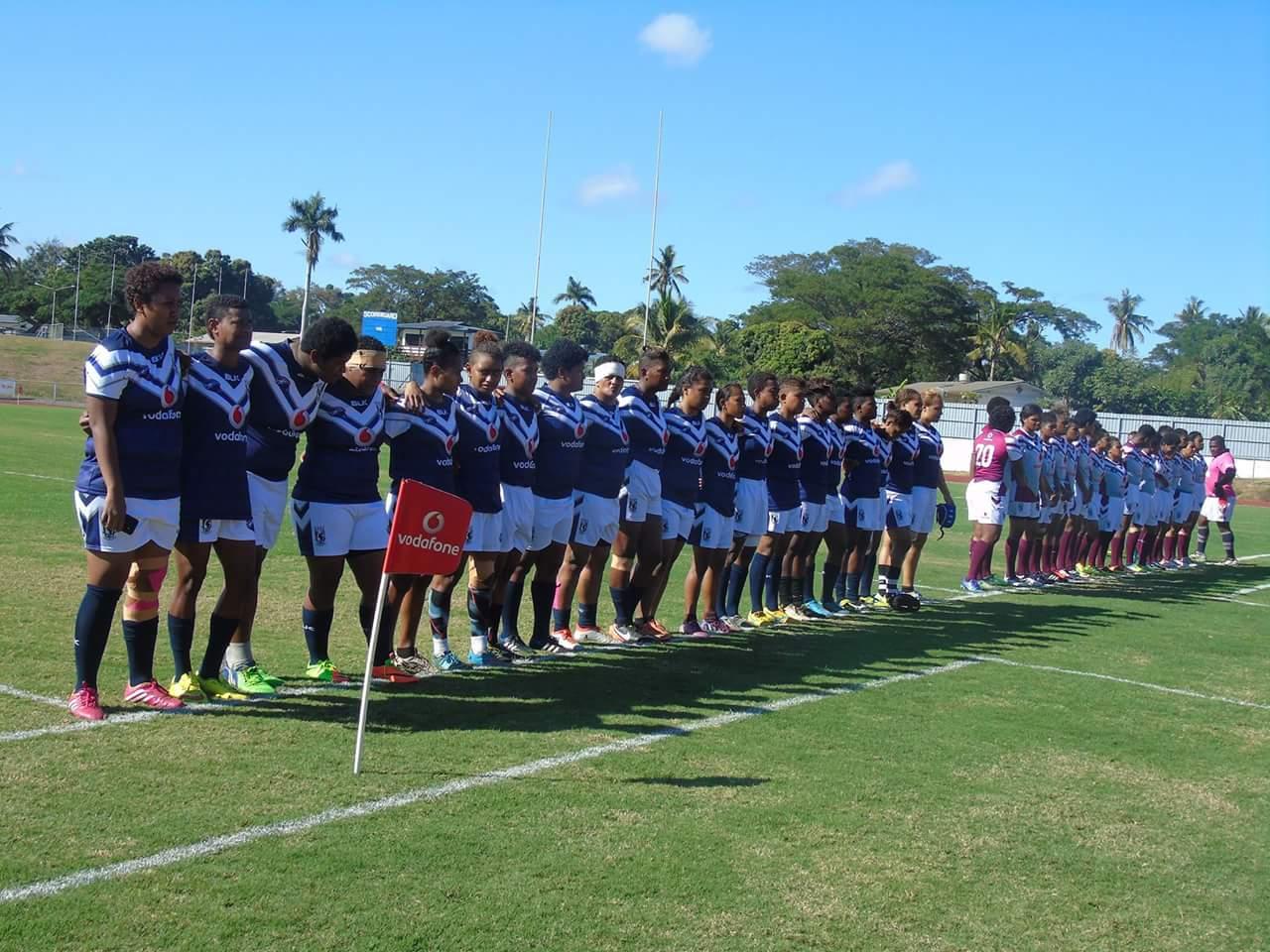 Fiji Inter-Zone Championship : Round One