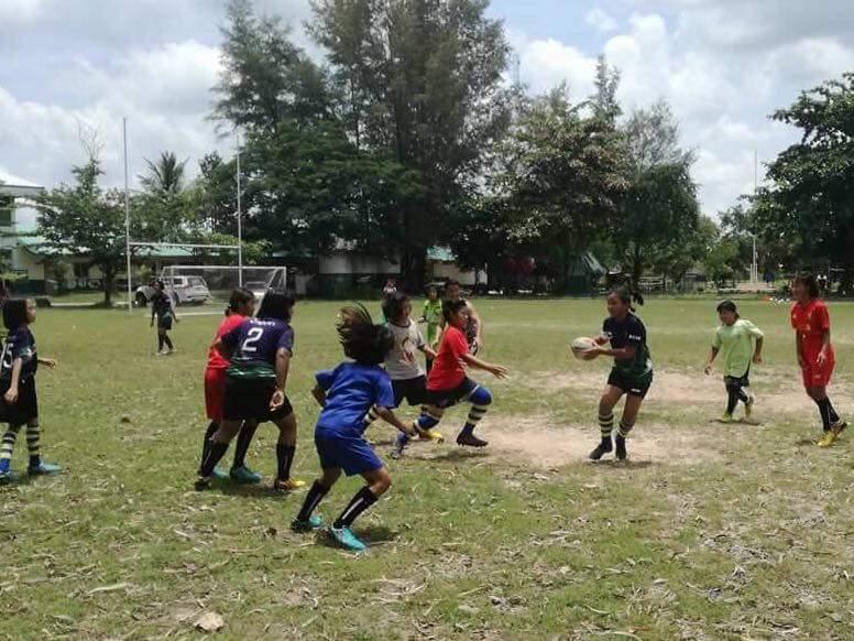 Sisaket join Thailand Schools program