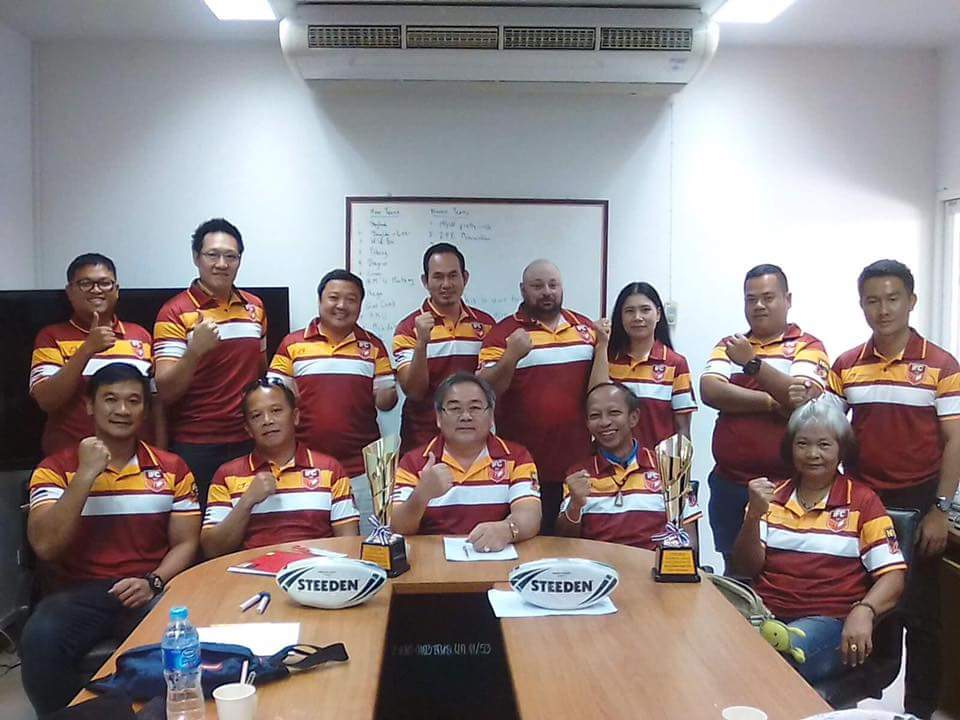 Isaan Federation of Clubs XIII announced