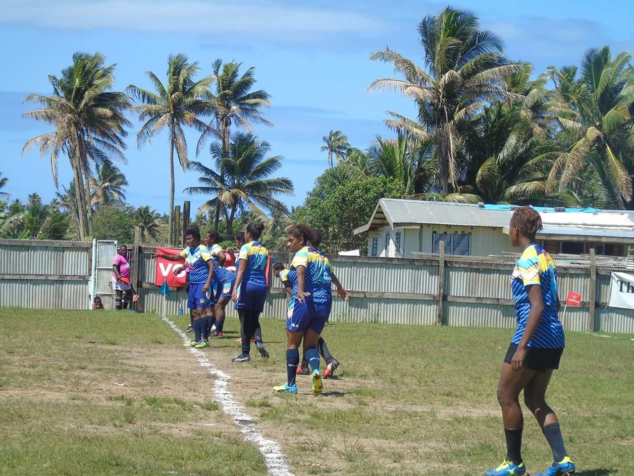 Fiji Inter-Zone Championship : Round Two