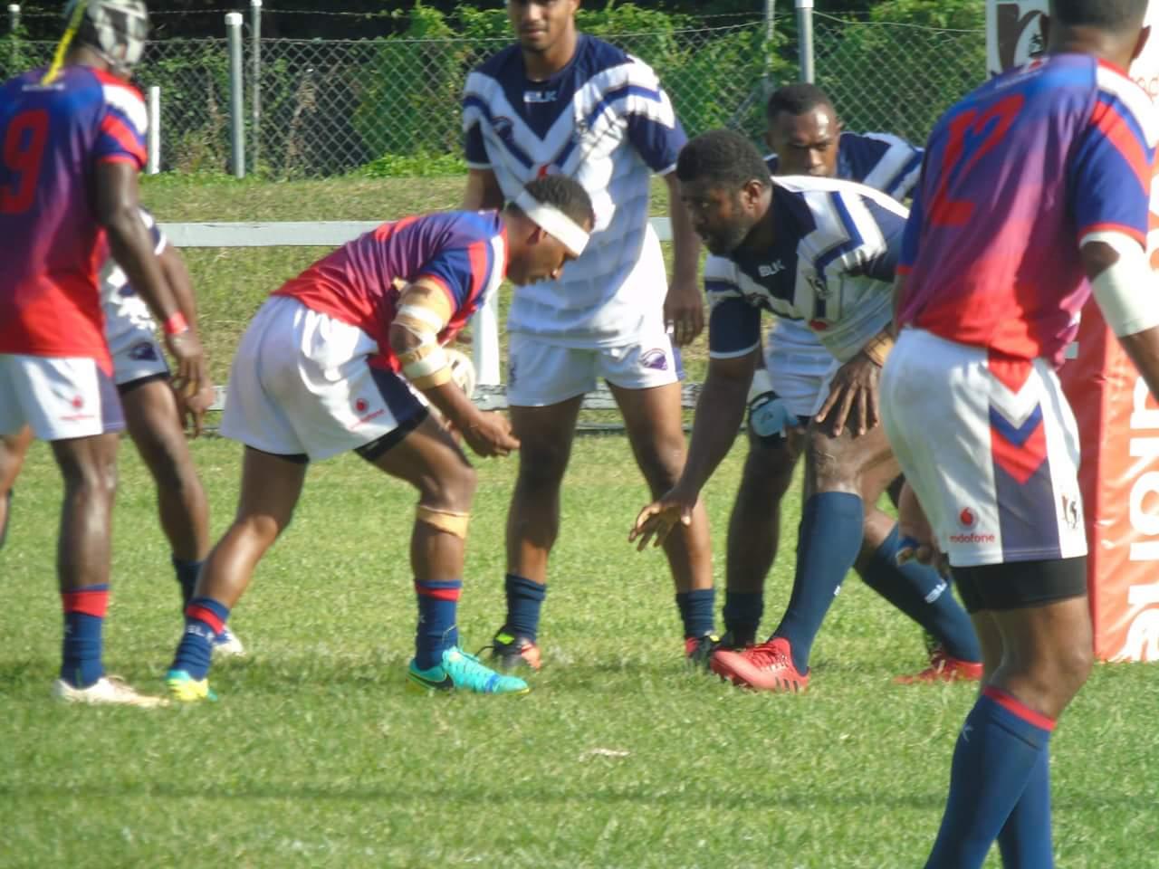 Fiji Inter-Zone Championship : Round Three