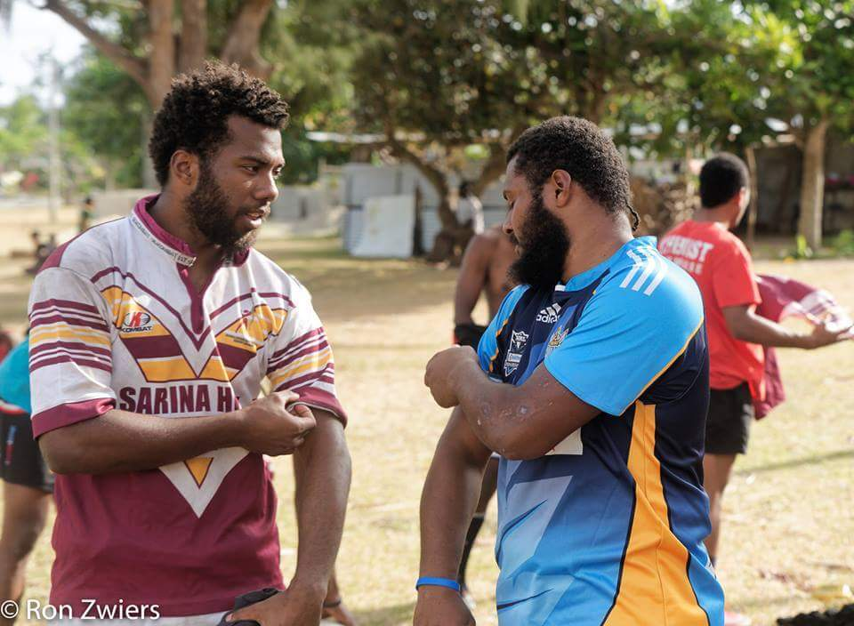 Port Vila Fireants squad announced