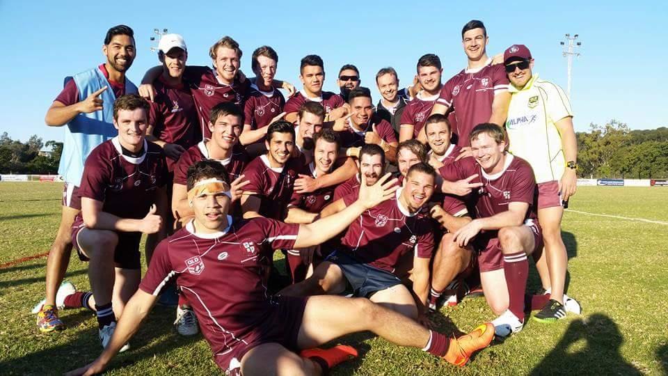 Queensland Universities team announced