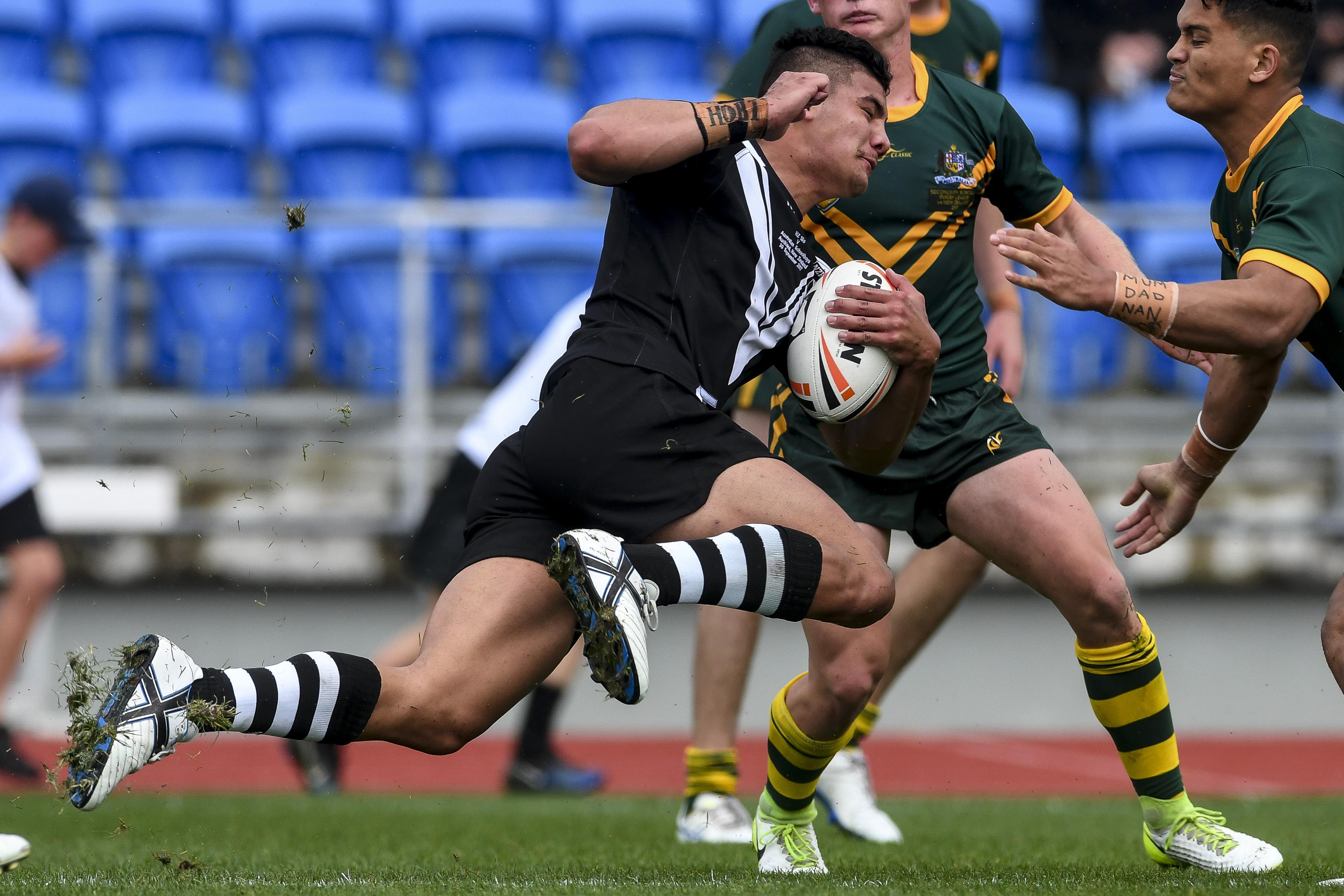 Australian Schoolboys wrap up series against NZ