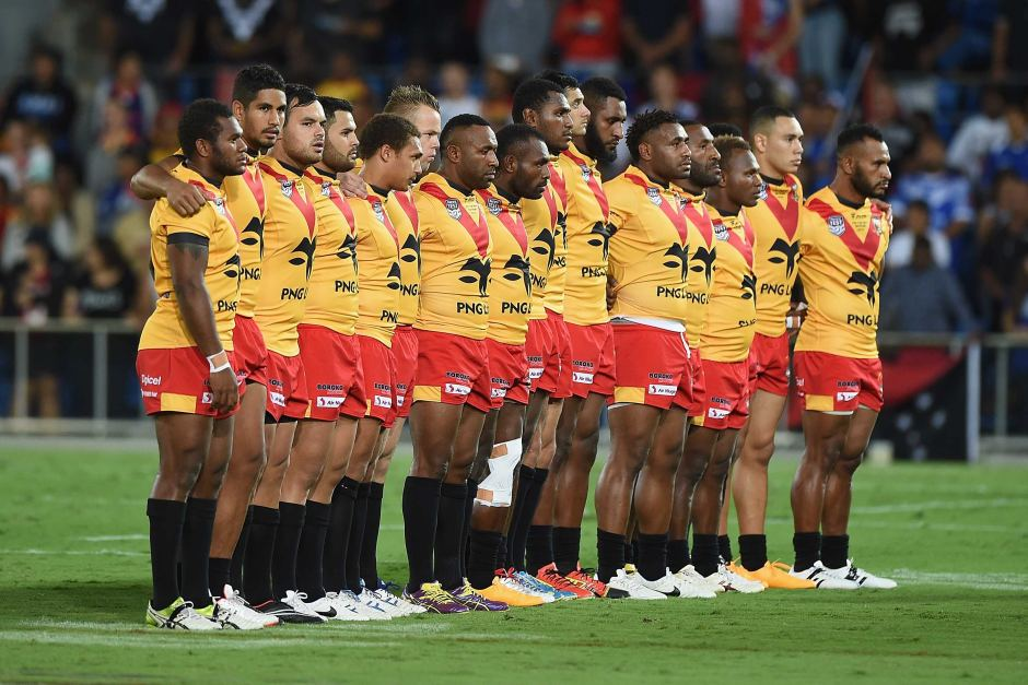 Teams announced for Papua New Guinea v Wales World Cup clash