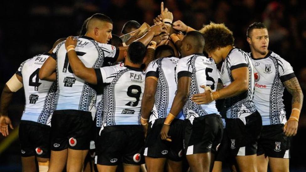 Teams announced for Fiji v USA World Cup match