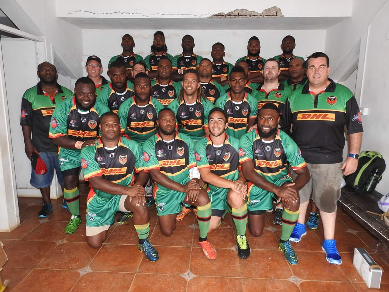 Vanuatu name squad for Solomon Islands Test