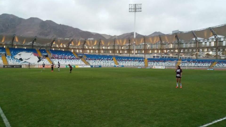 Northern Chile hosts club Tri-Series