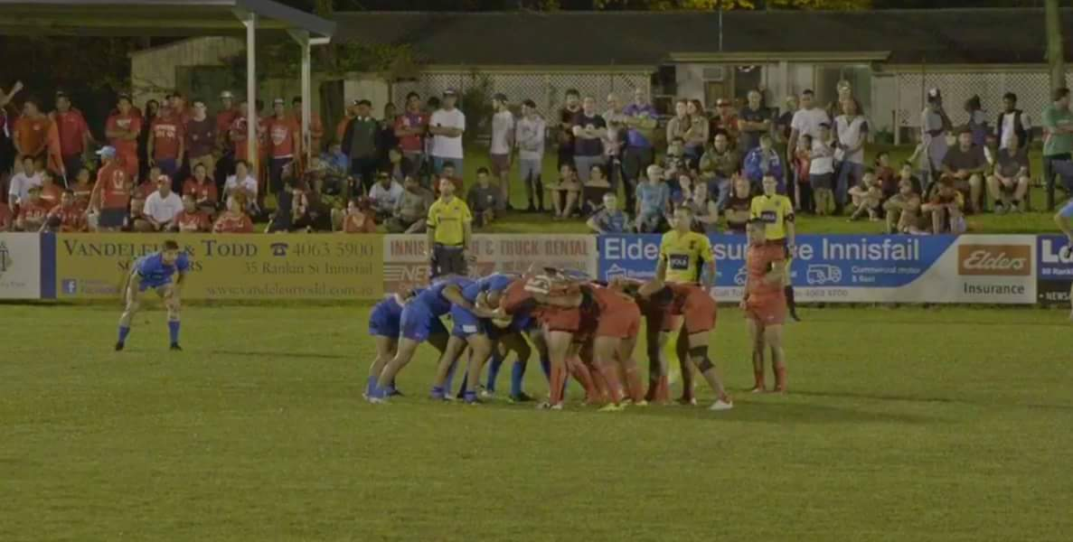 Tonga too strong for Italy in World Cup warm-up