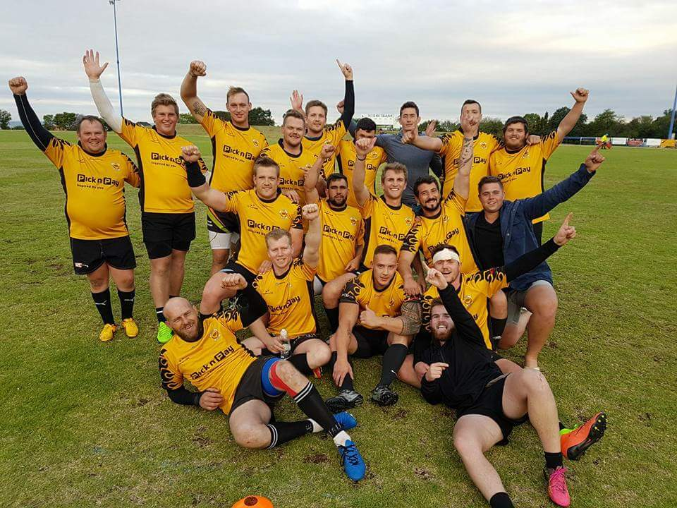 Witbank Knights win Mpu Cup competition
