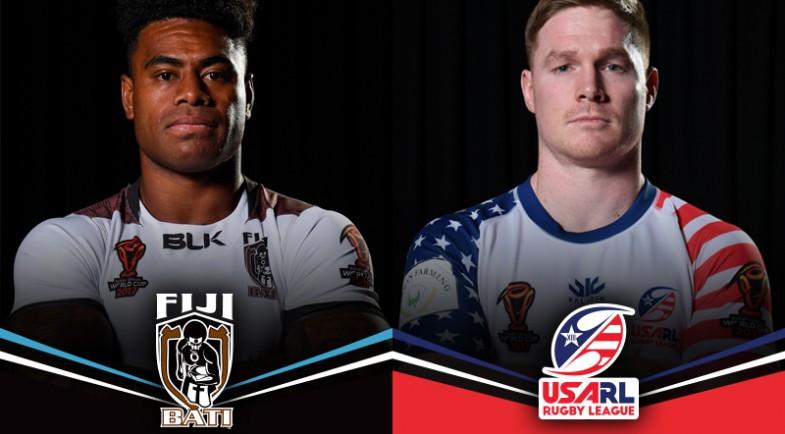 RLWC Preview: Fiji v United States of America