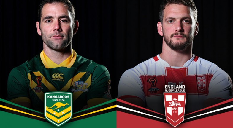 RLWC Preview: Australia v England