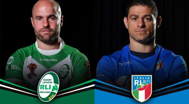 RLWC Preview: Italy v Ireland