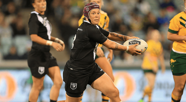 Kiwi Ferns squad for Women's World Cup