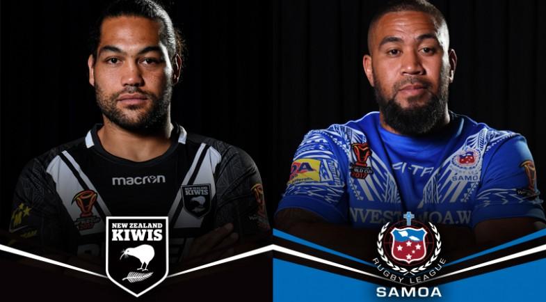 RLWC Preview: New Zealand v Samoa