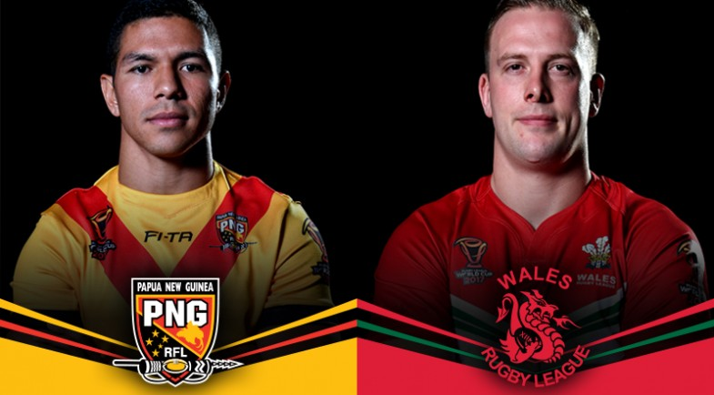 RLWC Preview: Papua New Guinea v Wales