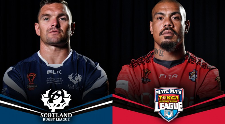 RLWC Preview: Tonga v Scotland