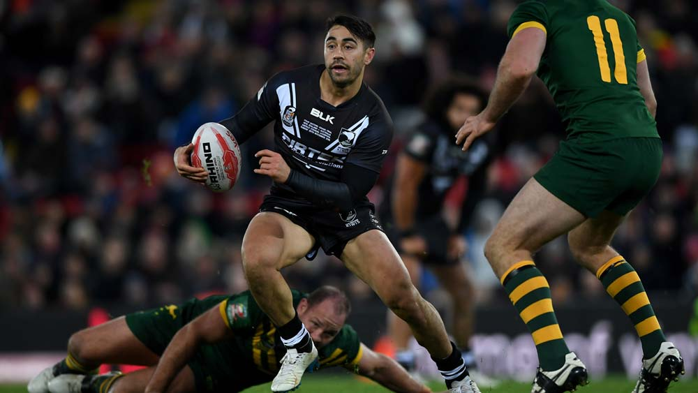 New Zealand Kiwis World Cup squad announced