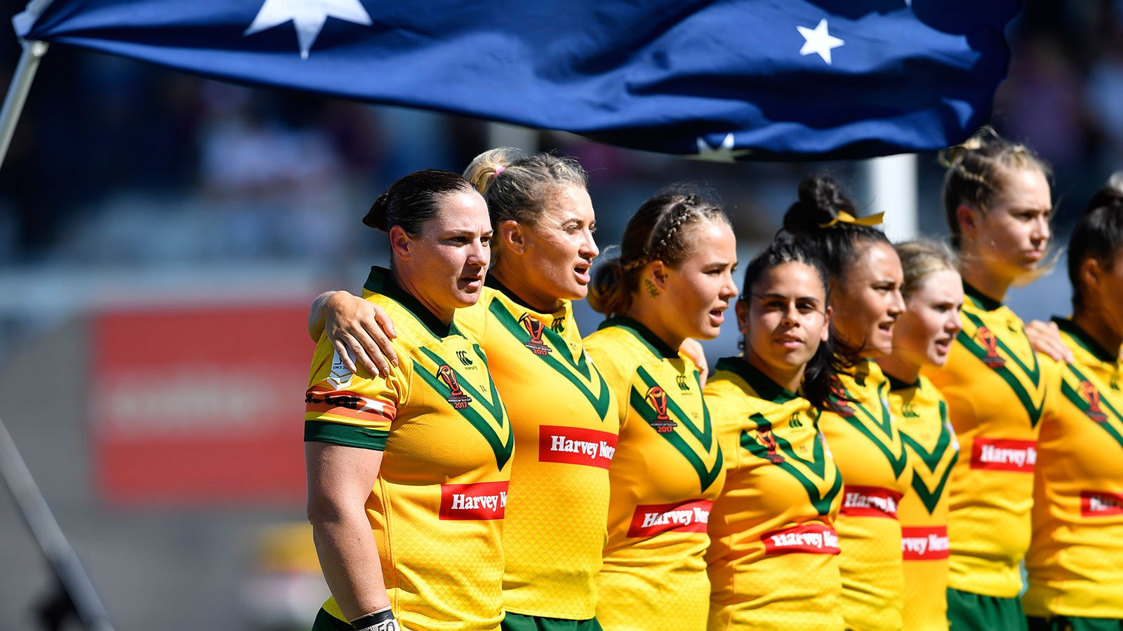 Jillaroos defeat Ravens to qualify for World Cup Final