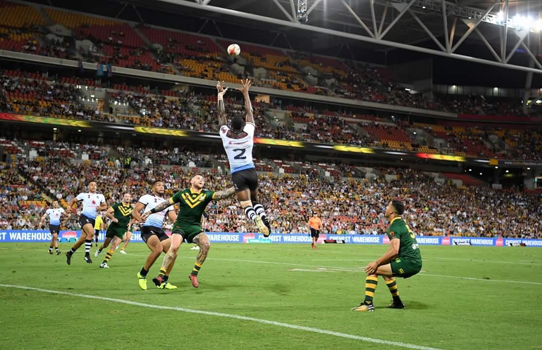 Australia defeat Fiji to progress to World Cup Final