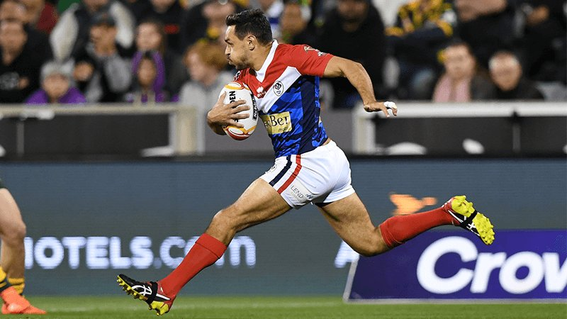 Kangaroos book spot in Quarter Finals after win over France