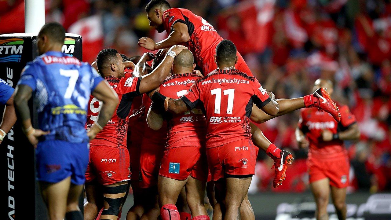 Tonga book maiden World Cup Finals spot