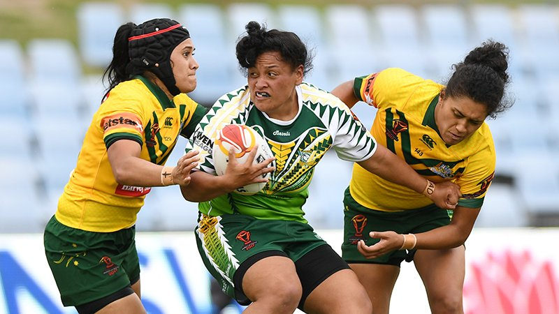 Cook Islands name squad for Commonwealth Championship